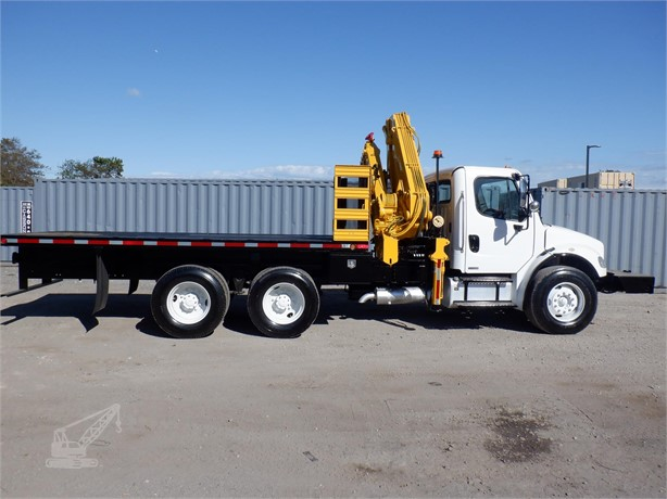 2007 EFFER 210/4S MOUNTED ON 2007 FREIGHTLINER BUSINESS CLASS M2 106
