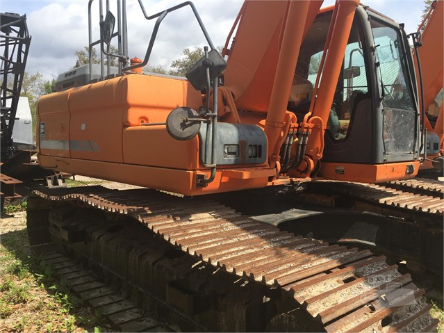 2012 DOOSAN DX300 LC For Sale In Mobile, Alabama