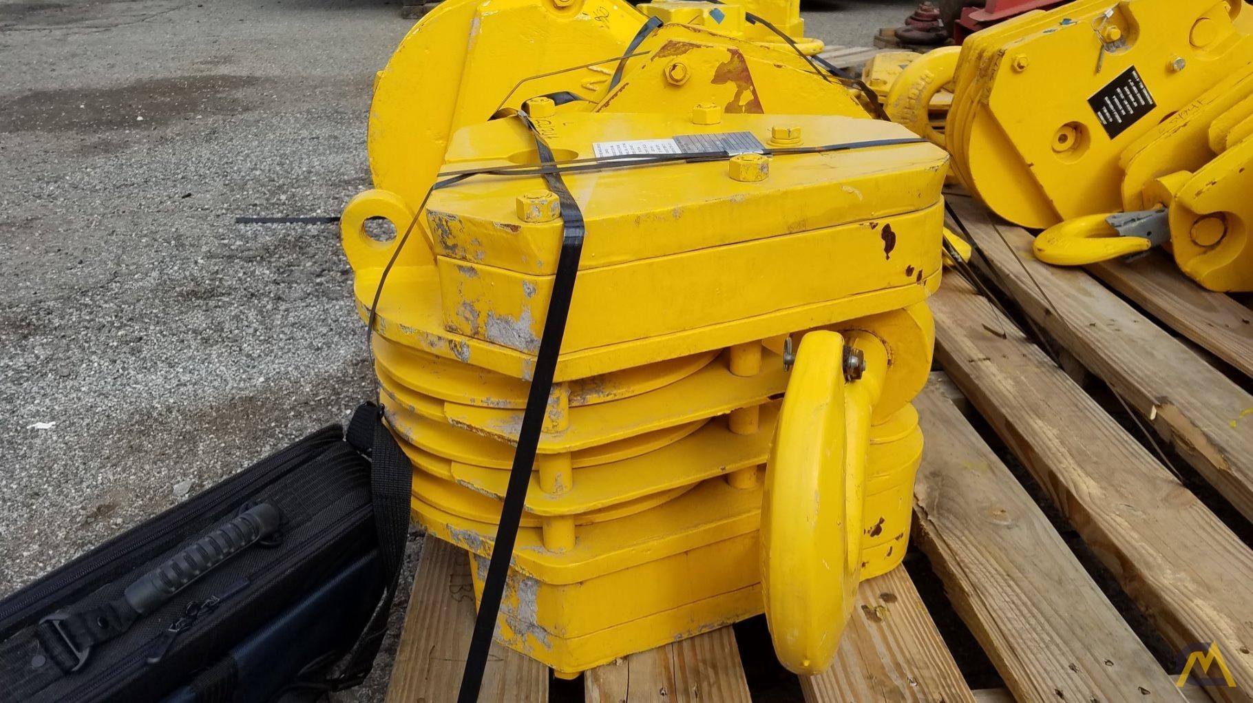 New Johnson 25-Ton Hook Block For Sale