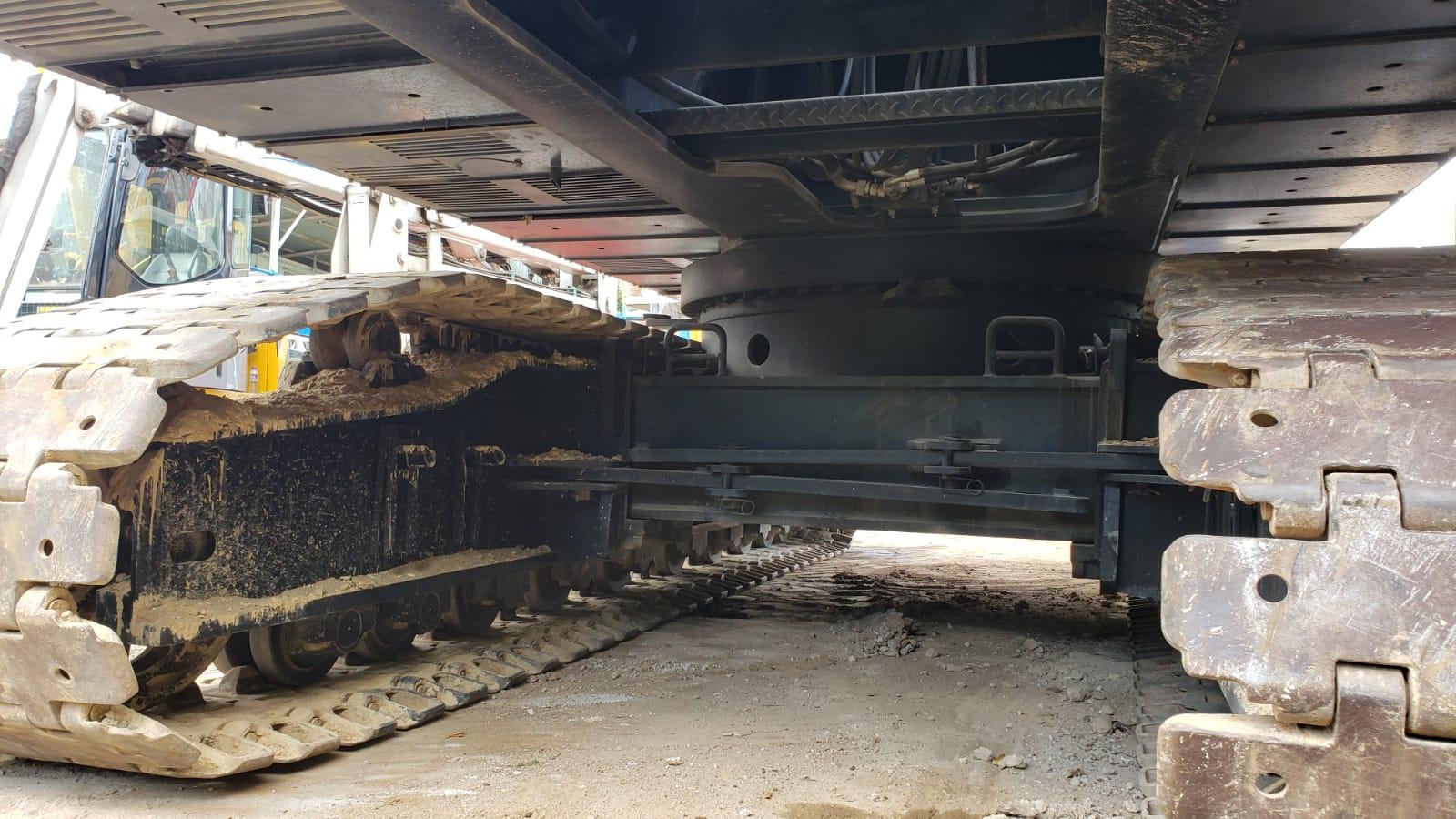 Crawler Crane 70 ton SANY SCC750A Year 2019  Location Hong Kong