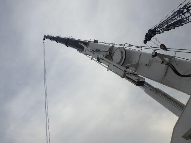 Used 50 ton Tadano GR500N-1 yr 2003