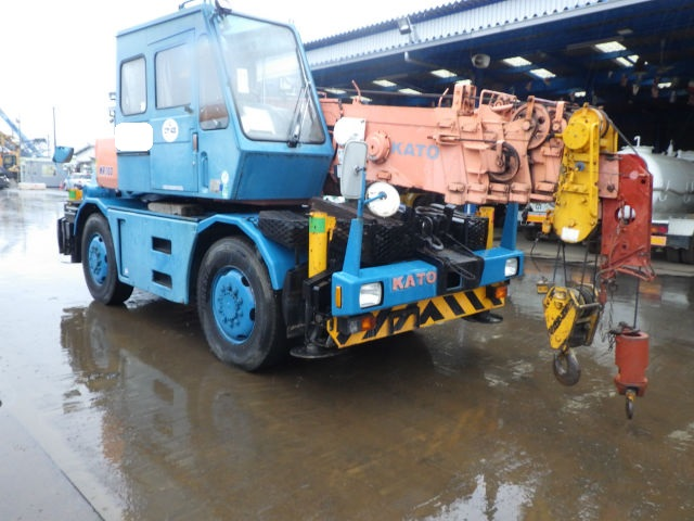 10 tons used Kato KR10H 1995