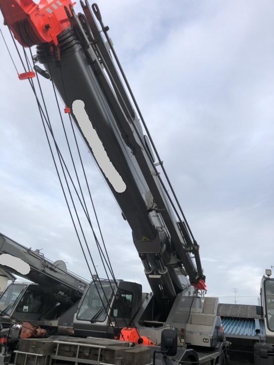 Used 65 ton Kato KR-65H 2007