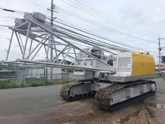 Used crawler crane Sumitomo 55 tons SC550-2 1993