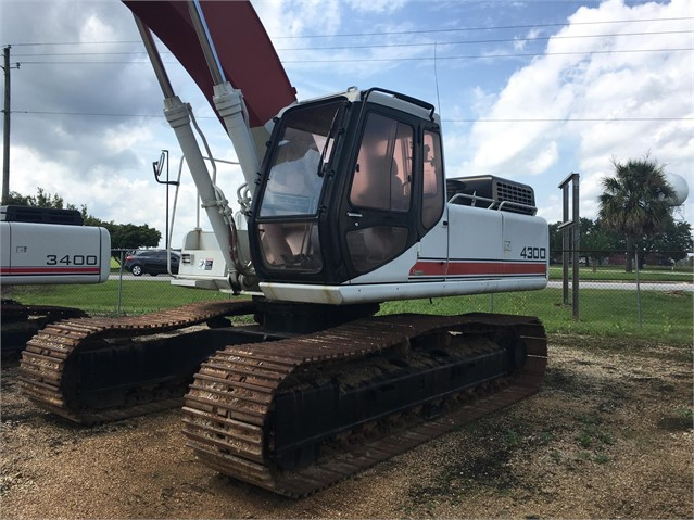 2001 LINK-BELT 4300Q LC For Sale In Mobile, Alabama
